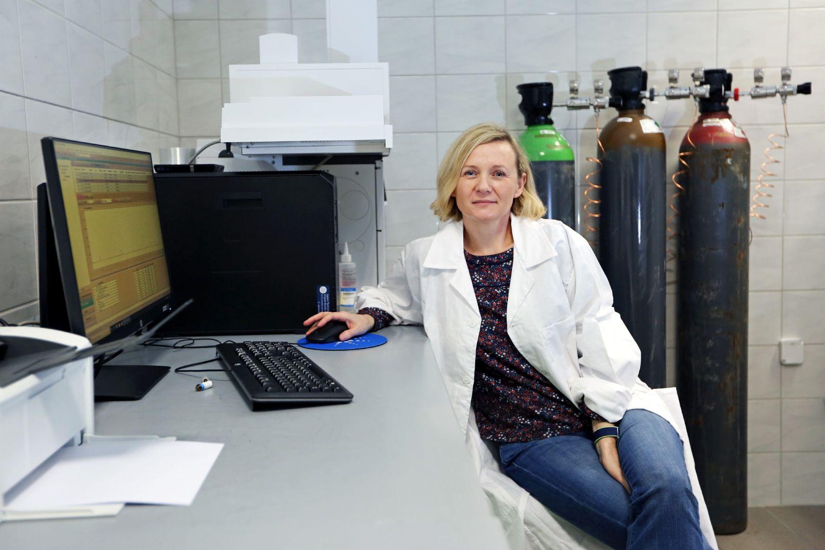 dr hab. Agnieszka Zienkiewicz, prof. UMK z ICNT