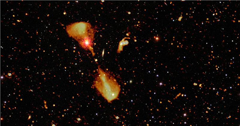 Ultra-sensitive radio images of early Universe